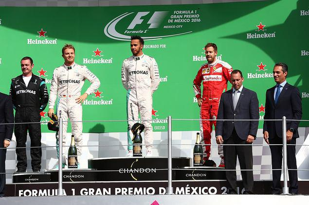 F1 – Az FIA megváltoztatta a mexikói futam végeredményét