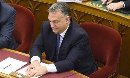 Orbán Viktor levélben kér támogatást