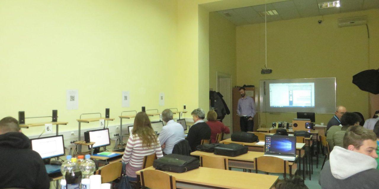 Civil szervezetek interaktív képzése