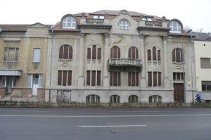 A szabadkai kampusz potenciális helyszíne, a horvát főkonzulátus mellett