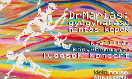 "<span class=""entry-title-primary"">DrMáriás exhibition & Tudósok koncert</span> <span class=""entry-subtitle"">Szabadka, Klein house, 2016. december 2., Kezdés: 20.00</span>"