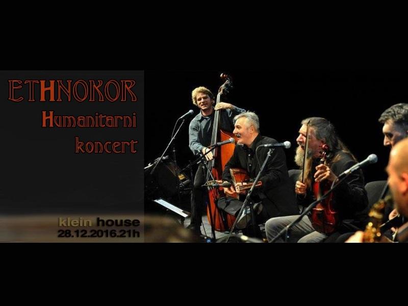 Szabadka: az Ethnokor jótékonysági koncertje