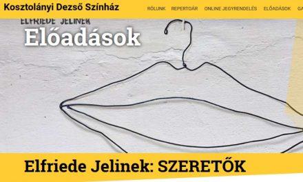 """<span class=""""entry-title-primary"""">Elfriede Jelinek: Szeretők</span> <span class=""""entry-subtitle"""">Szabadka, Kosztolányi Dezső Színház, január 16. Kezdés: 19.30</span>"""
