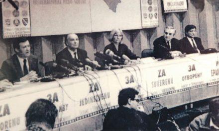 25 éve szavazott a függetlenségre Bosznia-Hercegovina