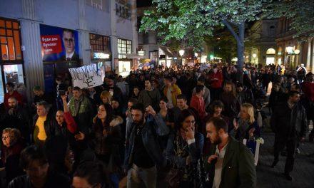 Szabadka is megmozdult, több mint ezren tüntettek (GALÉRIA)