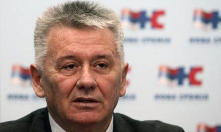 Velimir Ilić nem szavazhatott