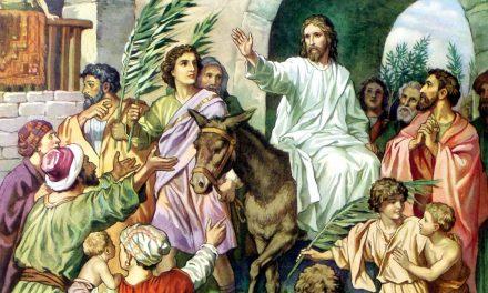 Az Úr szenvedésének vasárnapja