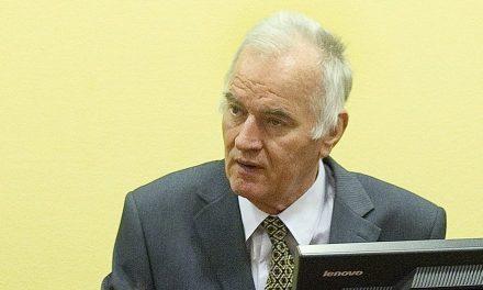 Ratko Mladić egészségi állapota nagyon megromlott