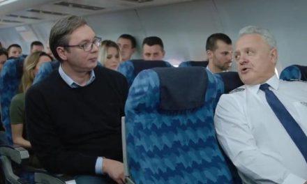 Vučić: 863, Janković, Beli: 0