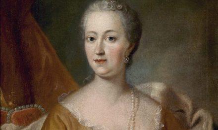 Mária Terézia háromszáz esztendeje