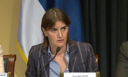Brnabić: Eldöntöttük, emelkednek a fizetések és a nyugdíjak