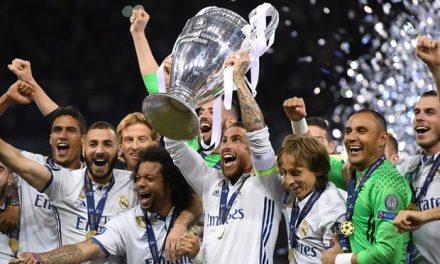A Real Madrid megvédte címét a Bajnokok Ligájában