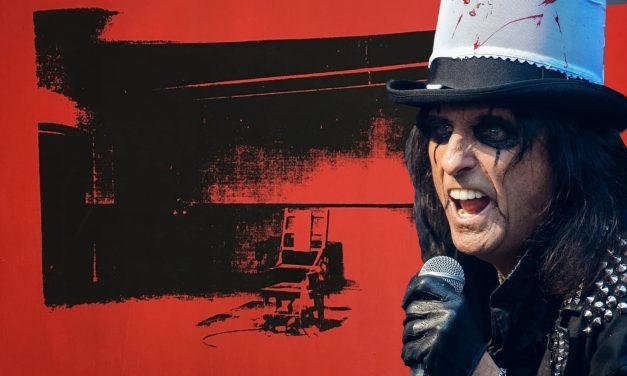 Alice Coopernek eszébe jutott, hogy van egy milliókat érő Warhol-képe