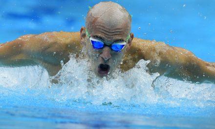 Cseh László ezüstérmes, Kenderesi negyedik 200 méter pillangón