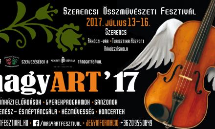 magyART – Szerencsi Összművészeti Fesztivál