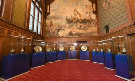 Budapesten a Seuso-gyűjtemény hiányzó darabjai is
