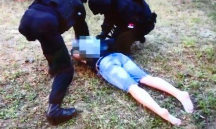 Lecsapott a szerb rendőrség – 360 személyt vettek őrizetbe