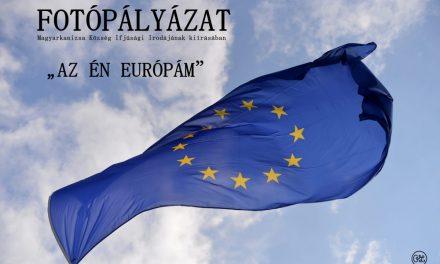 Fotópályázat: Az én Európám