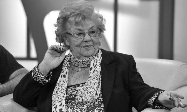 Elhunyt Lorán Lenke Jászai Mari-díjas színésznő, érdemes és kiváló művész