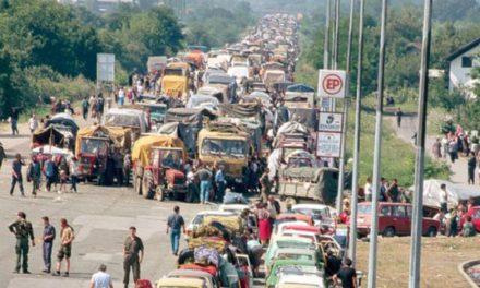 """<span class=""""entry-title-primary"""">""""Remélem, egy napon a szerb közösséggel együtt emlékezhetünk meg a Vihar akció évfordulójáról""""</span> <span class=""""entry-subtitle"""">Mintegy 200 000 szerb menekült el a Knini Krajinából</span>"""