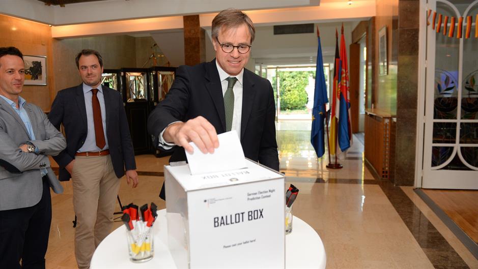 Az új német kormány támogatni fogja Szerbia uniós törekvéseit
