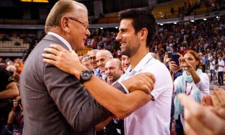 Dušan Ivković az Euroliga legendái között