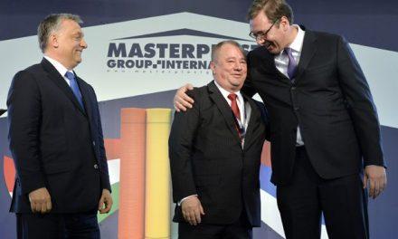 A Masterplast és a Sat-trakt összesen 4,8 millió eurót kapott a Prosperitatitól