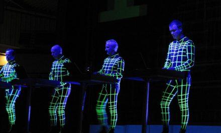 Budapesten koncertezik a Kraftwerk