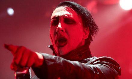 Rászakadt a díszlet Marilyn Mansonra VIDEÓVAL