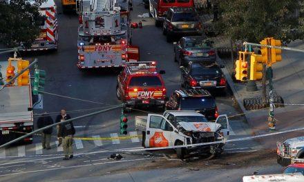 Gázolás és lövöldözés Manhattanben, nyolcan meghaltak (VIDEÓK)