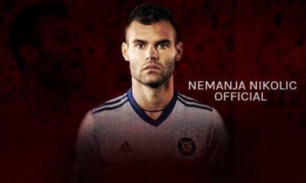 A szurkolók szerint Nikolić az év játékosa!