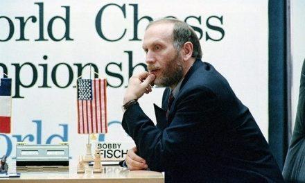 Az ötmillió dolláros sakkviadal