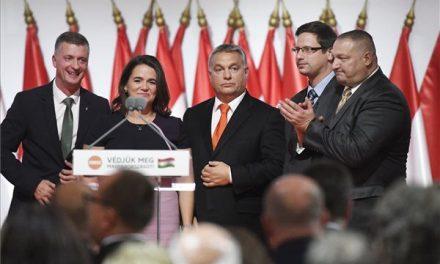 Újra Orbán Viktort választotta elnökének a Fidesz