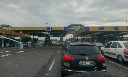 """<span class=""""entry-title-primary"""">""""A határátkelőhelyeken a rendelkezésre álló folyosók nagyobb része zárva van""""</span> <span class=""""entry-subtitle"""">Az Együtt országgyűlési képviselője írásbeli kérdéssel fordul a magyar belügyminiszterhez a határokon uralkodó áldatlan állapotok miatt</span>"""