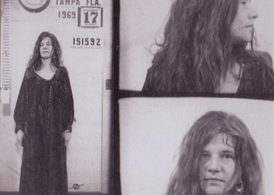 Janis Joplint letartóztatták