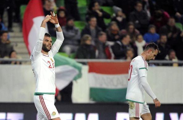Nikolić góljával Magyarország legyőzte a vb-résztvevőt
