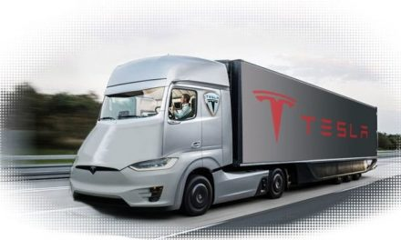 Mennyibe kerül a Tesla elektromos kamionja?