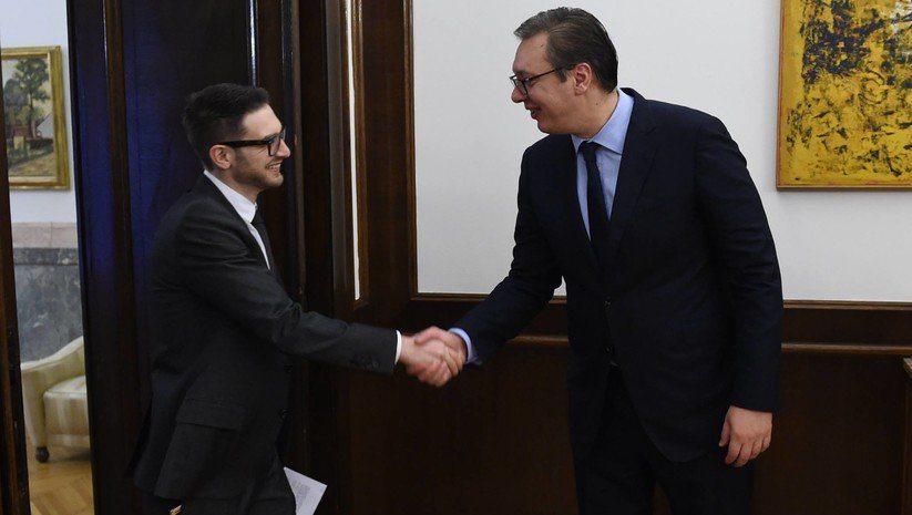 Vučić! A Soros-terv létezik!