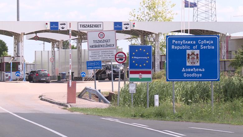 Éjjel-nappal működik majd a Gyála-Tiszasziget határátkelő