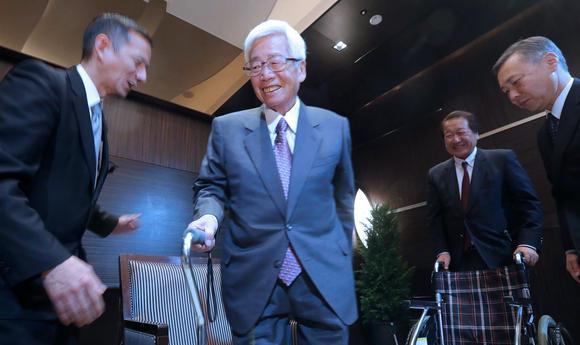 """""""Életvégi"""" partit tartott egy japán üzletember"""