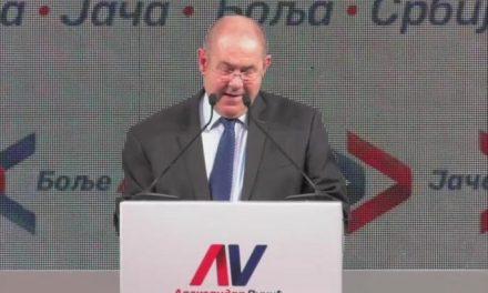 Pásztor: Amit Vučić ma képvisel, ugyanaz, amiért huszonöt éven át harcoltunk