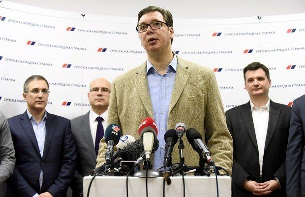 Vučić: Nem lesznek rendkívüli parlamenti választások