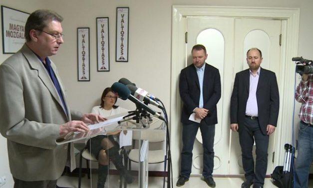 A Magyar Mozgalom részt vesz a nemzeti tanácsi választásokon