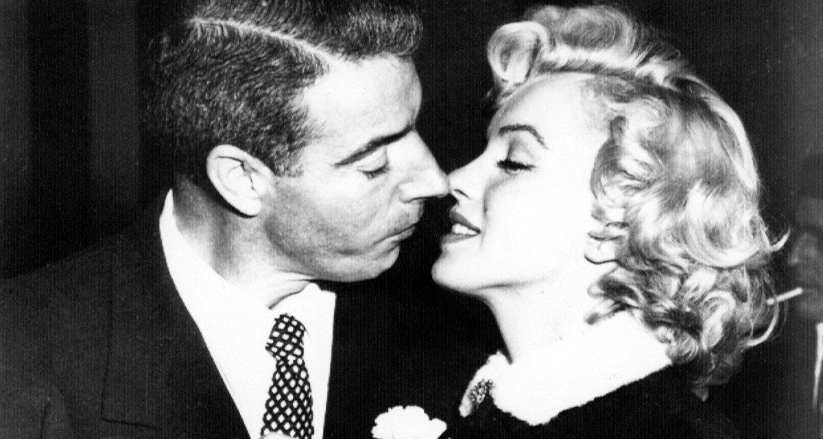 Monroe és DiMaggio esküvője