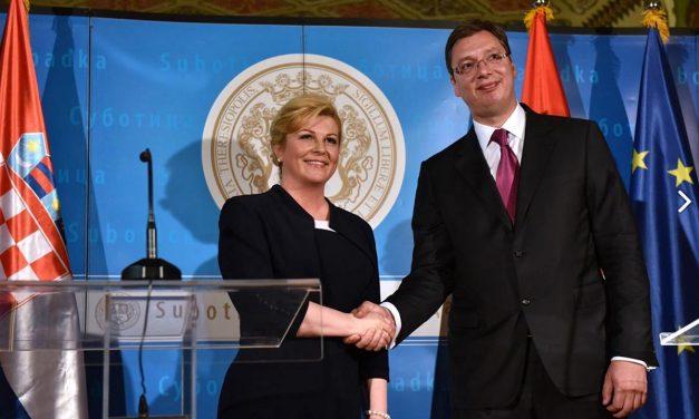 Szerb–horvát csúcs: megállapodtak, hogy majd tárgyalnak