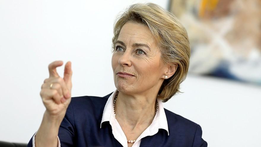 Ursula von der Leyen: újra kell gondolni az európai migrációs elosztási rendszert