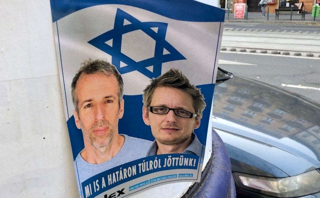 Risultati immagini per Gábor Miklós  András Dezsö antisemitism