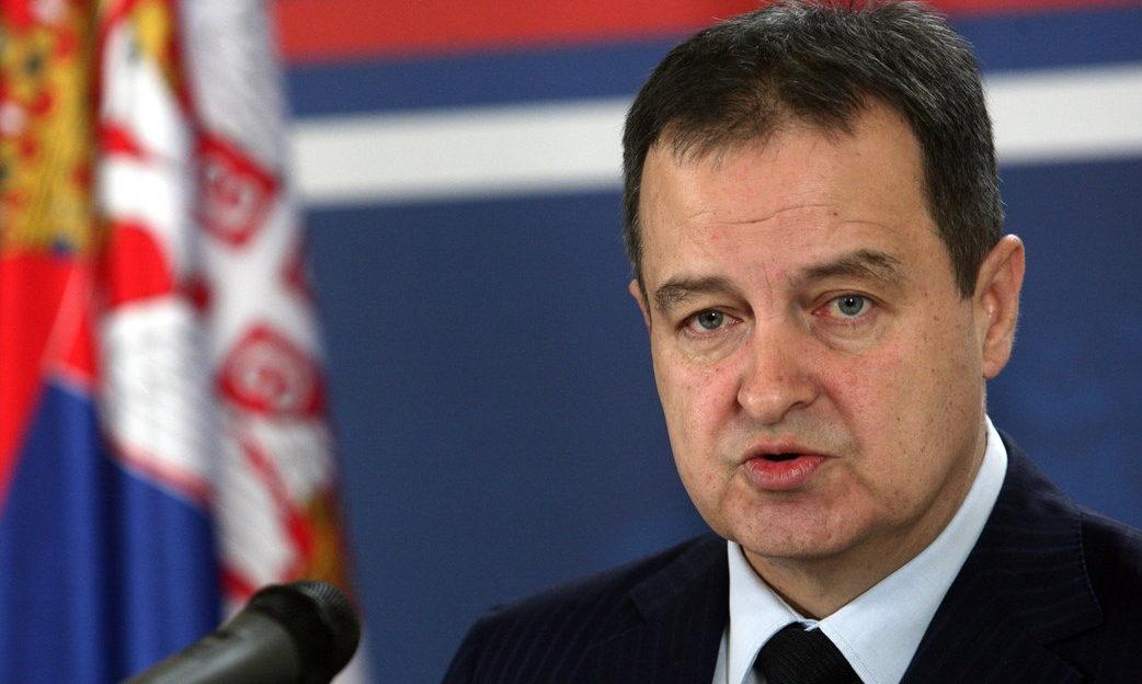 Dačić: Szerbiának jobban megfelelne, ha Trump nyerné az elnökválasztást