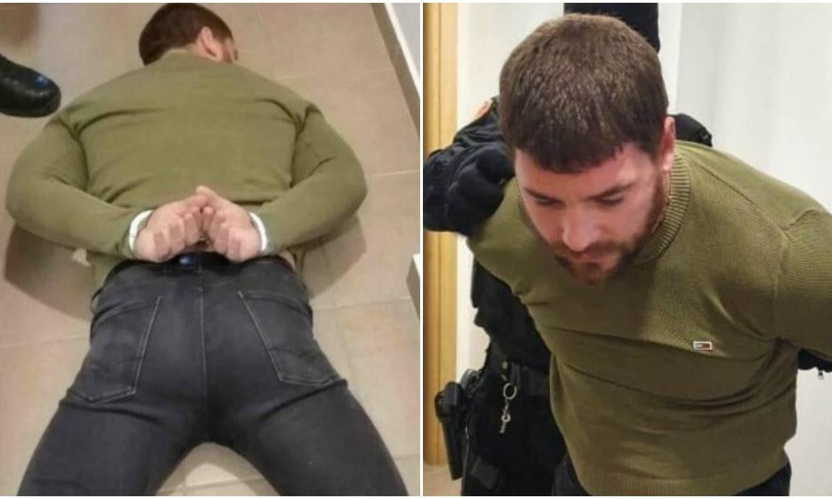 Így tartóztatták le Ivan Kontićot (Fotók)