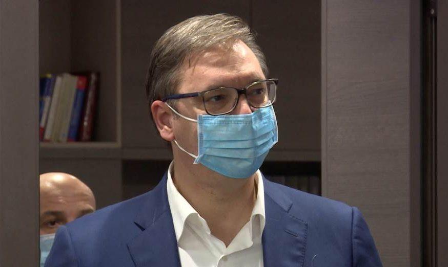 Vučić: Még ebben az évben megkezdjük a Szputnyik V gyártását